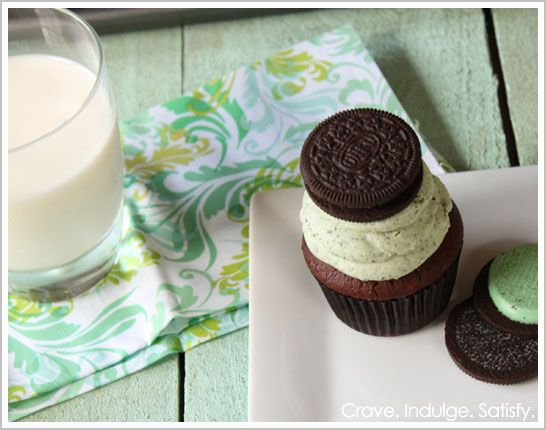 Cool Mint Oreo Cupcakes: Cupcakes Blog, Savory Recipes, Chocolates Cupcakes, Yummy, Mint Chocolates, Chocolates Mint, Mint Oreo, Cupcakes Rosa-Choqu, Oreo Cupcakes