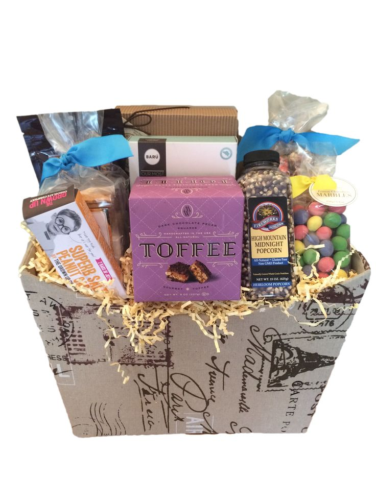 Indulge in the perfect snack pack.  www.twobandb.com