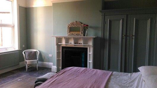 Cupboard in Oval Room Blue