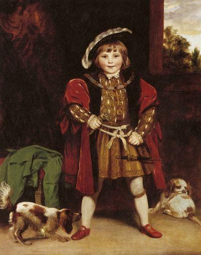 Master Crewe by Joshua Reynolds - Porträt Heinrichs VIII. – Wikipedia