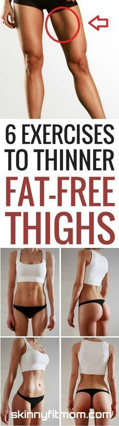 Want to know how to lose thigh fat fast? Get the lean, toned legs you've always wanted by doing these exercises. Learn everything about how to lose thigh fat.
