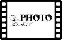 Scrap'Inès Etiquette photo cinéma à imprimer Photo souve