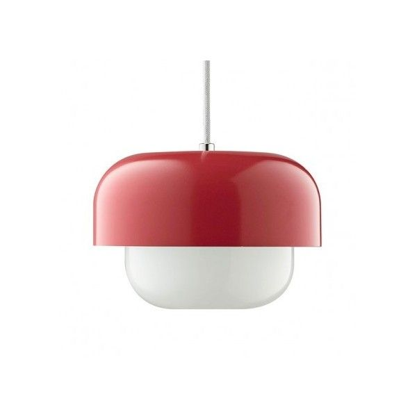 Haipot Pendant Light Kousa Red ($155) ❤ Liked On Polyvore Featuring Home,  Lighting Ideas