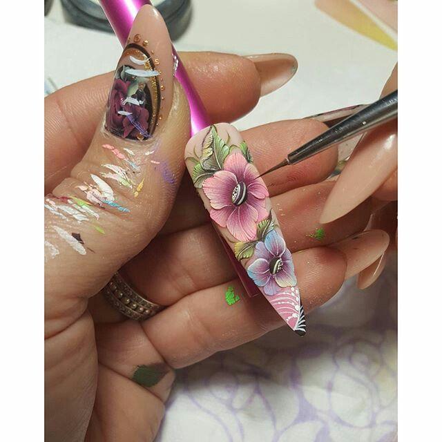 Marianna Sandor,  Silk Technique