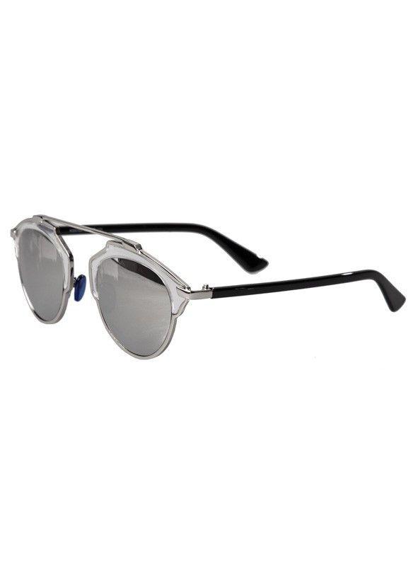 Miss Runway Fashion - Stargazer Sunglasses - Silver
