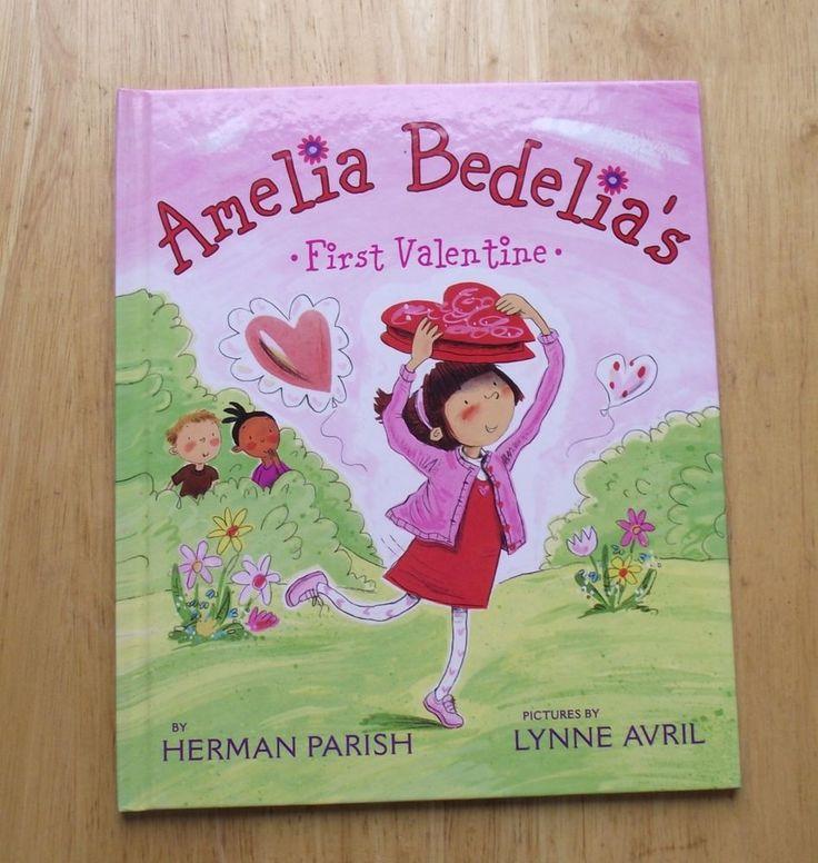 Amelia Bedelia: Amelia Bedelia's First Valentine by Herman Parish '09 Hardcover