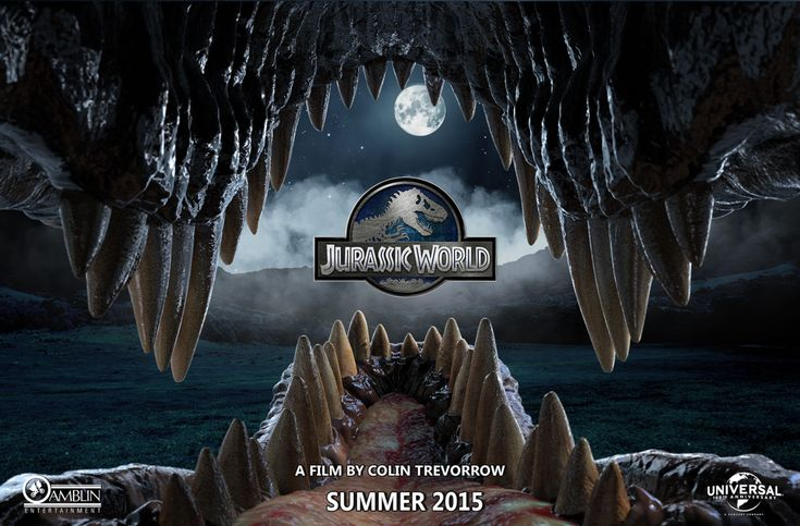 Jurassic World Trailer: Hold on to Your Butts (Again)