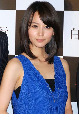 "Horikita Maki confesses her ""villainy"" from the past at premiere of ""Byakuyako"""