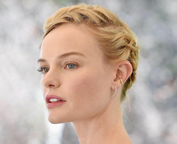 kate bosworth pfirsich blond blaue augen #makeup #beauty