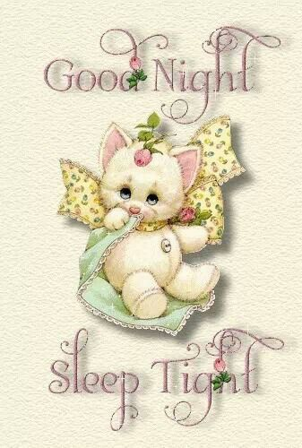 I can't seem to sleep in past 4:30 - 5am since Bailey passed! Gotta get my sleep clock back on track! ME TIRED!!! Hope you all had a great day! TTFN, Loves ya! Juls,☆♡☆.