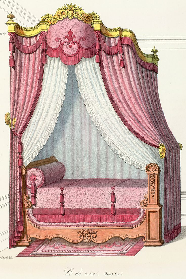 Victorian velvet curtains - Http Www Sil Si Edu Digitalcollections Art