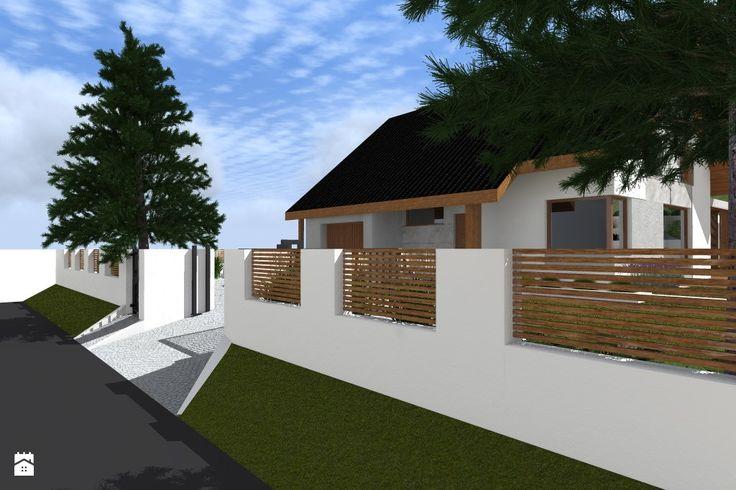 Ogród styl Nowoczesny - zdjęcie od ap. studio architektoniczne Aurelia Palczewska - Ogród - Styl Nowoczesny - ap. studio architektoniczne Aurelia Palczewska