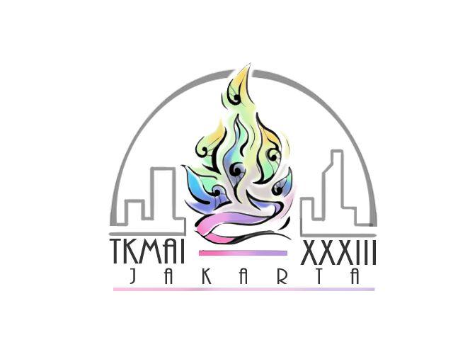TKIMAI 33 Jakarta logo design competition.