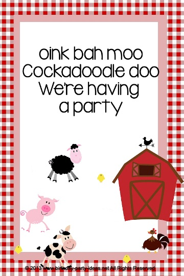 17 Best images about Party Invites on Pinterest John deere - best of invitation card for new zoo