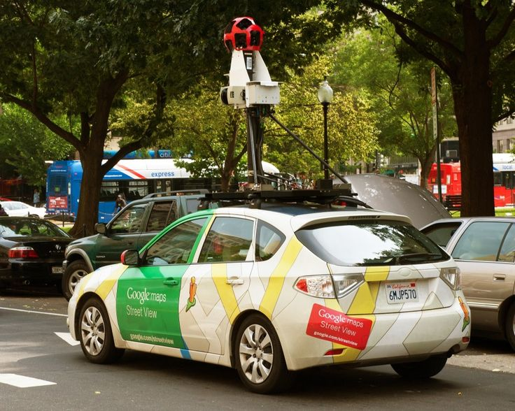 These Google Street View cars just got a new job — spotting harmful methane leaks in big cities