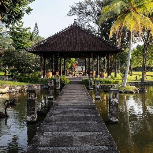Foto gedung pernikahan oleh The Chedi Club Tanah Gajah, Ubud