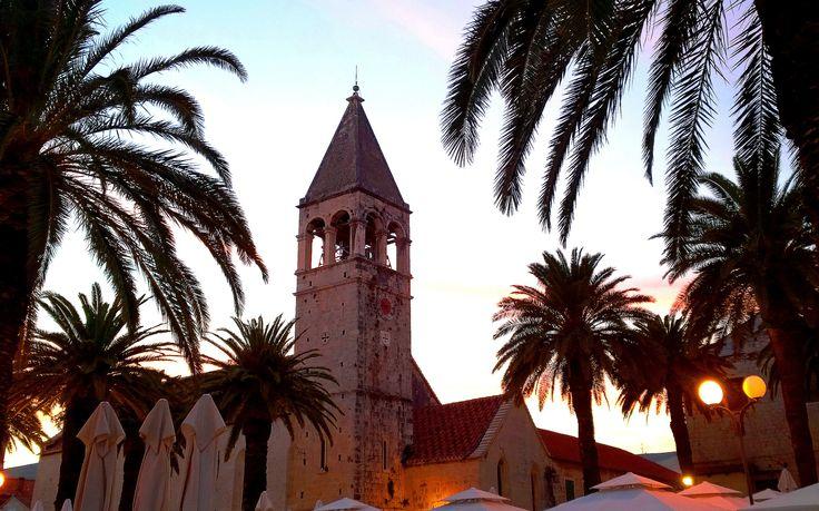 Time out Trogir, Croatia.