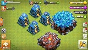 clash of clans real server hack apk