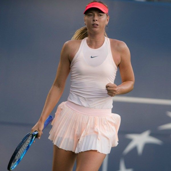 Maria Sharapova Us Open Tennis Dress Tennis Clothes Tennis Dress Maria Sharapova