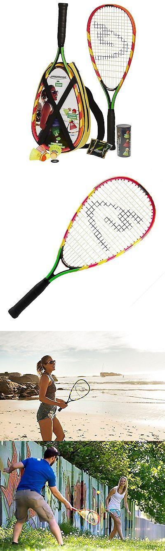 Badminton 106460: Speedminton S600 Badminton Set, New -> BUY IT NOW ONLY: $44.99 on eBay!