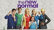 The New Normal- Bryan and David are a happy Los Angeles couple, with successful careers. The only thing missing in their relationship is a baby. They meet Goldie, a single mother and waitress from the Midwest, who has moved to L.A. with her eight-year-old daughter Shania (Bebe Wood). Jane (Ellen Barkin), Goldie's grandmother, follows her family to the city against her grandaughter's wishes. Goldie decides to become Bryan and David's surrogate, and naturally, her family gets involved.
