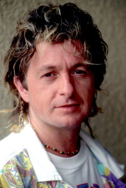 Jon Anderson of Yes. In my opinion, the greatest voice in music. If an angel could be recorded in a studio, it would sound like Jon Anderson. Incredible musician. Genius talent. Pioneer. <----(What Ignacio Hernandez said!)