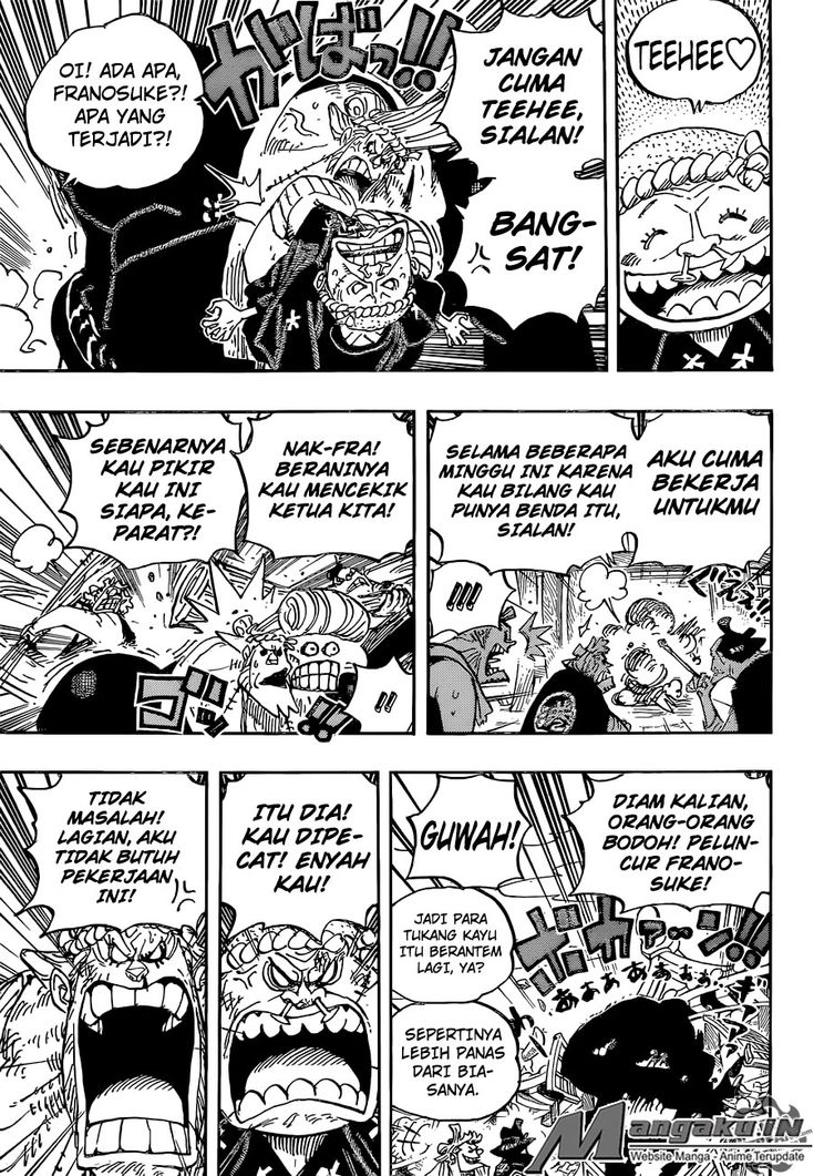 KOMIK One Piece Chapter 929 Halaman 5 Bahasa Indonesia