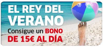 el forero jrvm y todos los bonos de deportes: marca apuestas bono 15 euros por día hasta 2 agost...