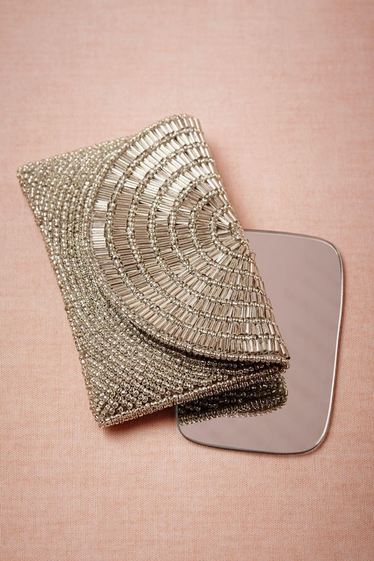 fabulous beaded clutch | bhldn.com