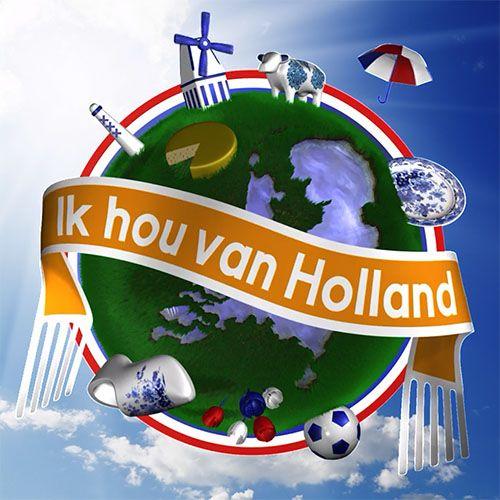 IK HOU VAN HOLLAND deelnemersvanaf 10 personen Ik hou van Holland is de succesvolle Nederlandse spelshow waarin twee teams het tegen elkaar opnemen, terwijl ze hun algemene kennis testen en speciaal natuurlijk hun kennis over Nederland. U bent deze avond gegarandeerd van een Oer Hollands en gezellige quiz avond vol competitie, lachende gezichten en een scheutje teambuilding!