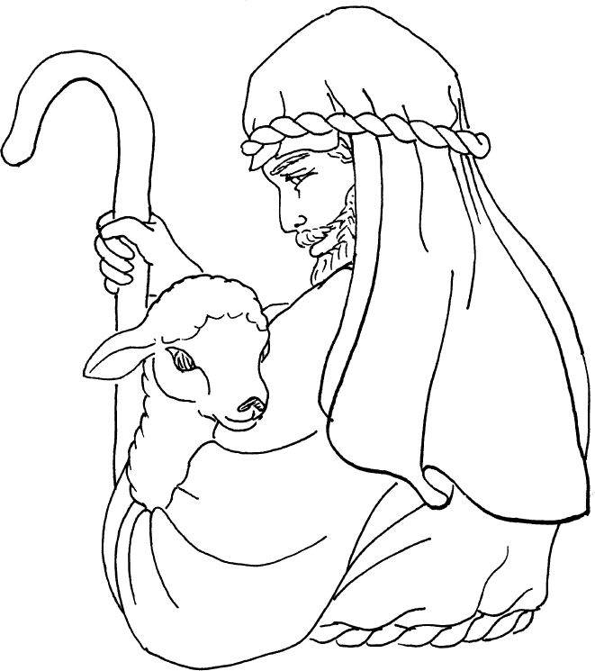 safe in his hands coloring page john 1027 28 my sheep listen