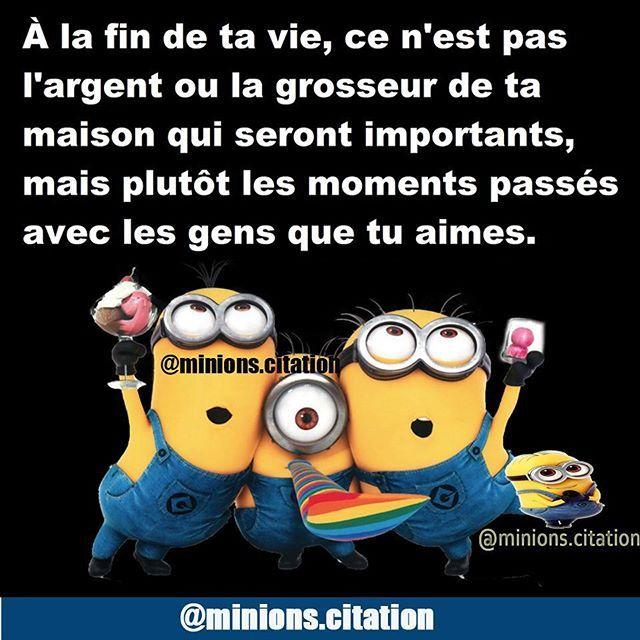 Aime si tu valide tag quelqu' un ✋NB:compte de secours :@minionz.citation #minionscitation #minions #citation