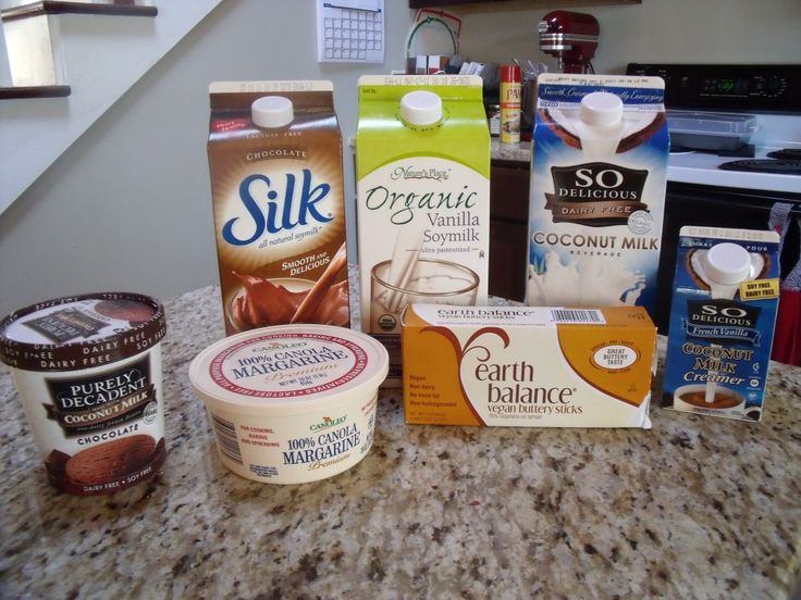 Dairy Allergy Good Website For Substitutions