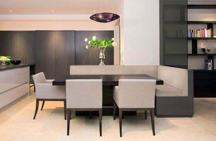 dining sofa settee | Dining Room 04 - Gallery - The Sofa & Chair Company