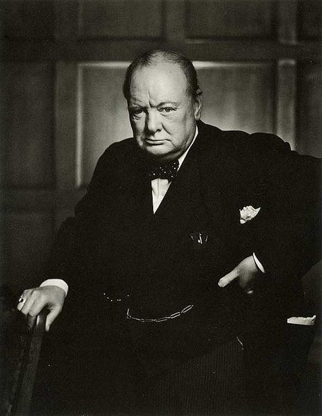 The Masters of Our Fate: Winston Churchill Addresses Congress (1942)