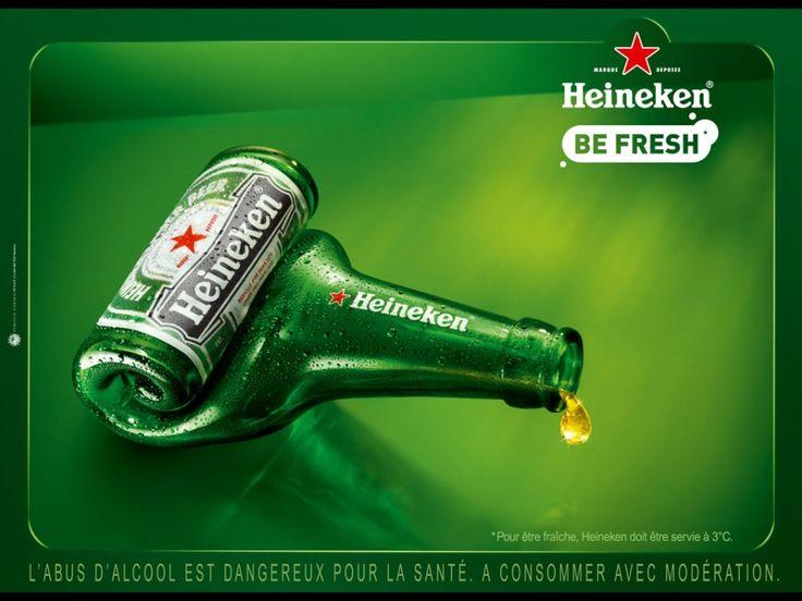Heineken - tot de laatste druppel lekker