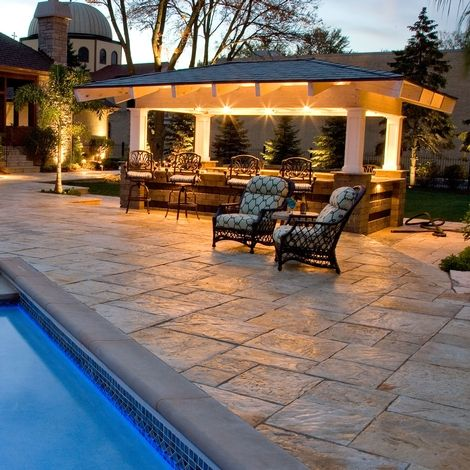 Unilock Yorkstone™ Call Us To Schedule Your Consultation: