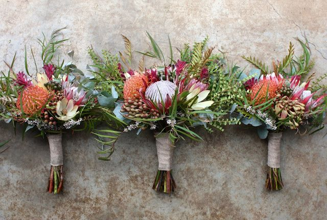 Swallows Nest Farm: Eclectic Summer Natives for a New Years Wedding