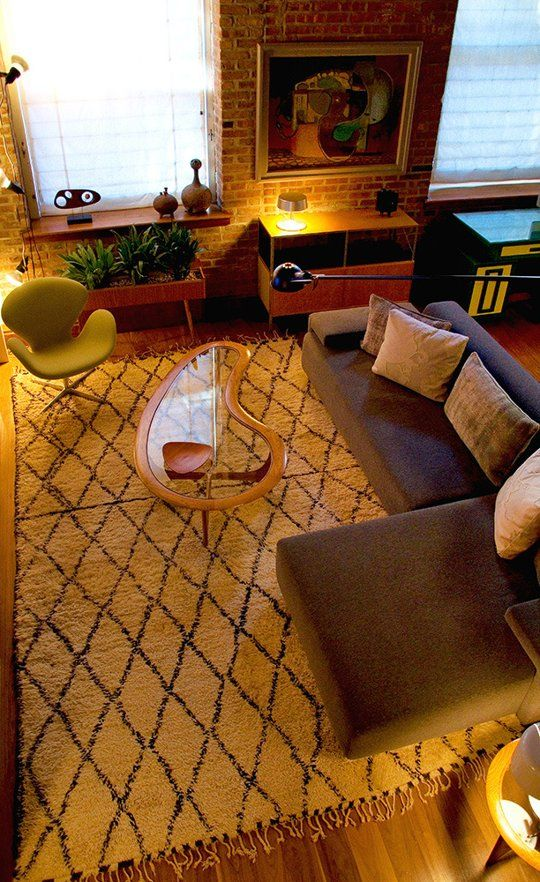 Berber Rug   Apartment Therapy