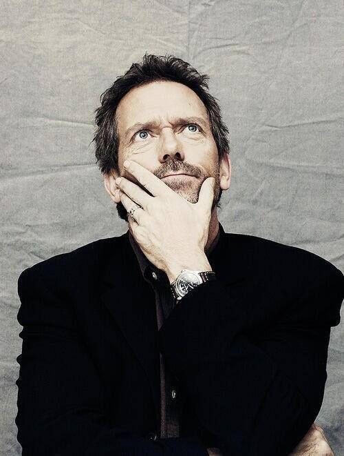 Hugh Laurie │Dr. House - #HughLaurie