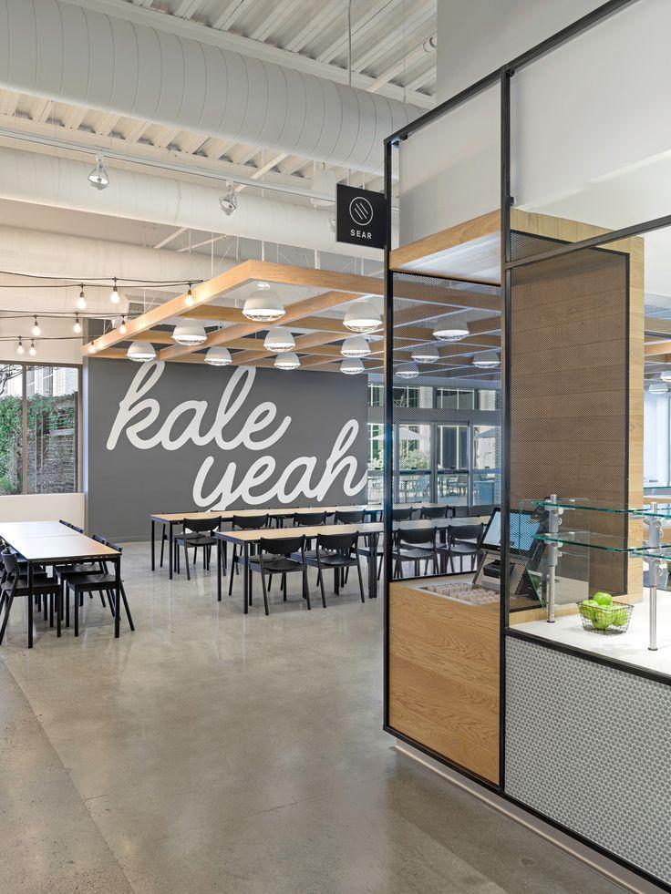 Office Tour: eBay Office Cafeteria – San Jose | BREAKOUT ...