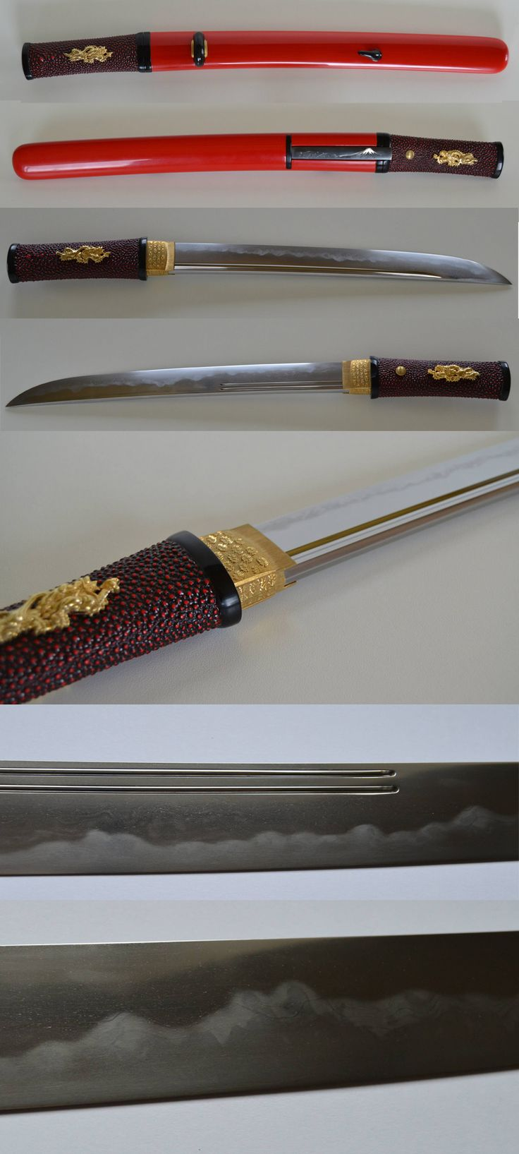 From time to time i'm having a chat withRadovan and besides being a funny guy he's als got the chops to make amazing swords from beginning (making his own steel) untill the very last bit (koshirae). He made this piece forSteven Segal… boy do i wish i was him for a second You can see …