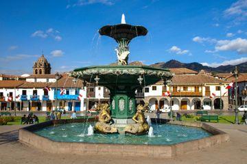 Plaza de Armas (Huacaypata)  #cusco