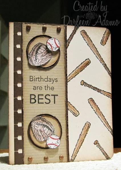 Happy Birthday, Jake!! by darleenstamps - Cards and Paper Crafts at Splitcoaststampers