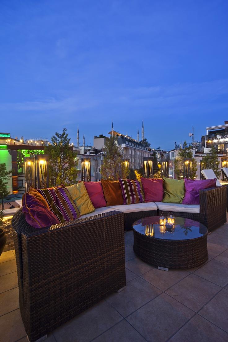 Hotel Amira Istanbul Terrace