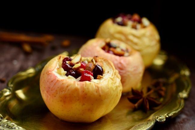 3 десерта из яблок: удовольствие и ноль калорий - Портал «Домашний»