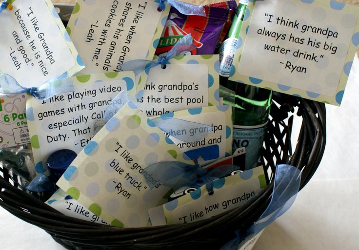 Fun Meaningful Gift For Dad Or Grandpa Ideas For Father