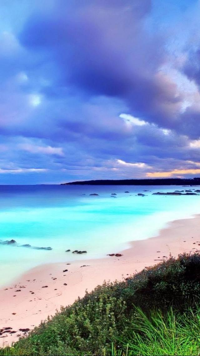 Eurobodalla National Park, Beach, Narooma, New South Wales, Australia