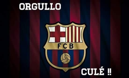 Buenos días culés!!! Hoy juega el Barça sin Messi pero vamos a por todas!!!