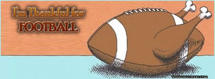 thanksgiving foot ball timeline cover picture for facebook turkey football.jpg (851×315)